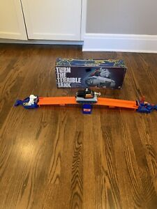 Turn the Terrible Tank 1979 TOMY Corp. in Original Box working near complete