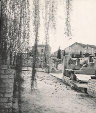 """VAISON LA ROMAINE c. 1935 - Maison de """"Messii"""" Vaucluse - NV 693"""