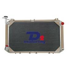 3 Row Aluminum Radiator For Patrol GQ TD42 PETROL Y60 2.8 3.0 4.2 DIESEL MT