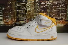 Foto Nike Air Force 1 Baketball zapatos negroblanco talla