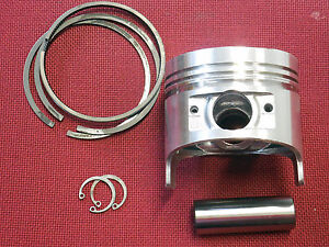 186FA DIESEL PISTON KIT AFTERMARKET REPLACEMENT FOR CHINESE 186FA DIESEL ENGINES