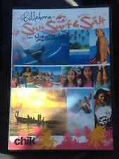 Billabong Sun Surf & Salt In The Maldives 2005 Surfing DVD, Aus Seller