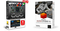 Pro DJ Mixing Software  Music Creation Studio  Audio Editing & Recording