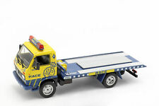 Pegaso Ekus 1210-6 Race Asistencia Flatbed Car Transporter Truck 1986