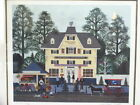 Jane Wooster Scott Signed Numbered Serigraph Title Feminists Beware