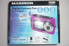Unterwasserkamera Digital Kamera Fun mit 8.0 Megapixel pink TOP ZUSTAND!!!