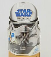 STAR WARS Legacy Collection IG Lancer Droid Action Figure 2008 #BD13 Droid Fact