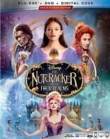 Nutcracker and the Four Realms, The [Blu-ray] (Bilingual)