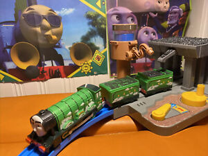 Thomas and Friends Trackmaster Thomas the Tankmotorisedtrain Flying Scotsman