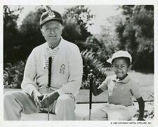 EMMANUEL LEWIS BOB HOPE SMILING PORTRAIT WEBSTER ORIGINAL 1987 ABC TV PHOTO
