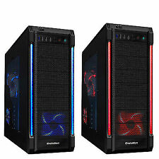 OCHW Quad Core AMD 4.0 8gb 1tb Gaming PC Home Office Computer HD 5450 Galaxy EVO