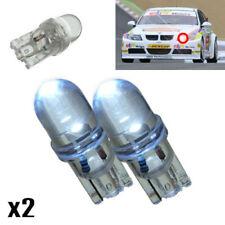 Audi A4 B7 4.2 501 W5W LED Wide Angle White Side Lights Parking 'HID' Bulbs XE0