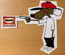 Vintage Skateboarding Sticker - Skatemafia - Bang! - Sk8Mafia