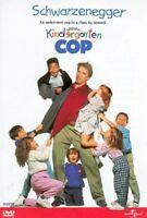 Kindergarten Cop [New DVD] Keep Case Packaging