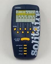 Radica - Pocket Solitaire 9916 - Handheld Electronic Game
