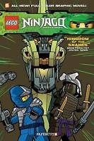 GREG FARSHTEY - Lego Ninjago #5: Kingdom of the Snakes (Graphic Novel)