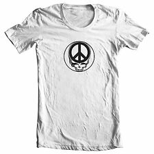 ef8a9769f GRATEFUL DEAD STEAL YOUR FACE PEACE SYMBOL JERRY GARCIA PSYCHEDELIC T-SHIRT