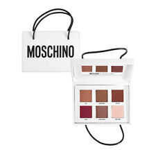 Nib Limited Edition Moschino + Sephora Shopping Bag Eyeshadow Palette