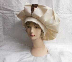 Mittelalter Barett mit Borte Kopfbedeckung