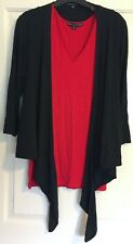 Two Paula Ryan Micromodal Tops Size S and M