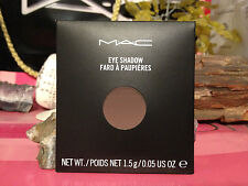 "MAC Eye Shadow REFILL  "" SOFT BROWN "" NEW IN BOX AUTHENTIC FROM A MAC STORE"