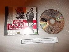 CD Jazz Dizzy Gillespie - Jivin' In Be Bop (20 Song) JAZZ UP ITALY Soundtrack