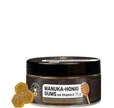 Naturbell Manuka-Honig Gums mit Vitamin C | ohne künstliche Zusatzstoffe, Aromen