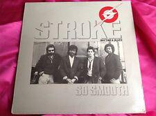 Hear Rare Private Funk Soul Boogie LP : Stroke ~ So Smooth ~ R&B ~ ELS  0001