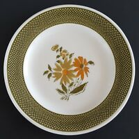 "Bellegay Ironstone Salad Plate 7 1/2"" Made in Japan 4292"