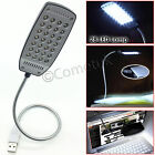 NEW 28 LED Lamp Mini Flexible USB Portable Light for Computer Notebook Laptop PC