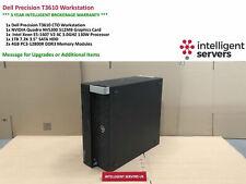 Dell T3610 Workstation, Intel E5-1607 V2 3.00GHz, 8GB,  1TB HDD,  Quadro NVS300