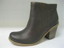 Clarks 100% Leather Block Mid (1.5-3 in.) Women's Heels