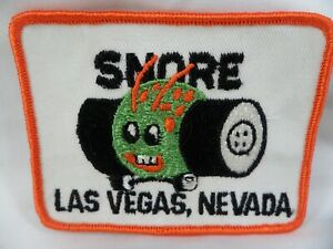 SNORE Las Vegas NV Southern Nevada Off Road Enthusiast Members Uniform Patch