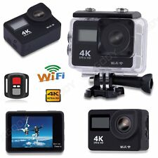 2'' Wifi Ultra HD 4K Sports Camera Waterproof DV Helmet Action Bike Camcorder