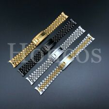 20mm  Stainless steel Jubilee Bracelet watch band fit for 40mm homage watch USA