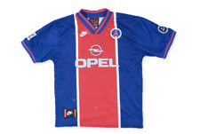 Maillot de foot PSG Paris Saint Germain OPEL n°9 1995-1996 TFM-1112