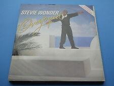 45 RPM STEVIE WONDER - OVERJOYED / OVERJOYED (VOCAL) OVERJOYED (INSTRUMENTAL)
