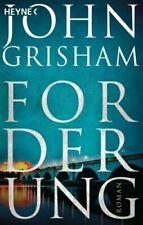 Forderung von John Grisham, UNGELESEN