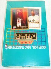 1990-91 SKYBOX SERIES 2 Basketball FACTORY SEALED BOX 36 packs Michael Jordan