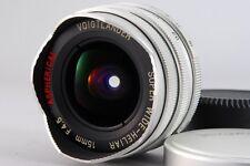 [Mint] Voigtlander Super Wide Heliar 15mm F4.5 ASPH for Leica L39 LTM #00072