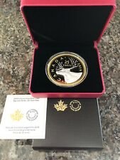 2019 Canada Big Coin Series 25 Cents 5 oz Pure Silver - Mintage 1250 - SOLD OUT!