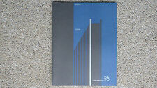 Bang & Olufsen   B&O   Beovision 6 User Guide, used but very good cond         L