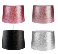 Home Decor Glitter Dual Purpose Lightshade Lampshade Pendant Shade 10 inch