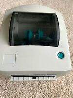 ZEBRA LP2844 THERMAL LABEL PRINTER USB PARALLEL SERIAL - Loose power connection