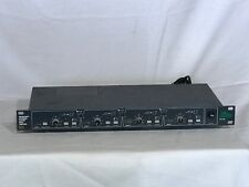 BSS FDS-360 W/ 3 1600 HZ CARDS CROSSOVER /LIMITER 3 WAY-MONO 2 WAY- STEREO