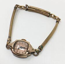 Vintage Bulova Ladies 17 Jewel Wrist Watch SL1