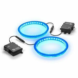 Tailgating Pros Premium 36 LED Cornhole Light Ring Set - 6 Color Options + Multi