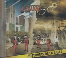 CD - Calibre 50 NEW Historias De La Calle 14 Tracks FAST SHIPPING !
