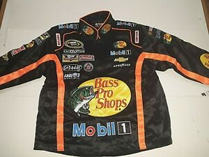 Tony Stewart # 14 Nascar Youth Bass Pro Shops Uniform Jacket, X- Large