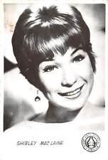 B55572 Shirley Mac laine Acteurs Actors 9x7cm